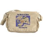 The World of Siliar Messenger Bag