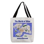 The World of Siliar Polyester Tote Bag