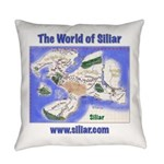 The World of Siliar Everyday Pillow