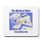 The World of Siliar Mousepad