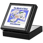 The World of Siliar Keepsake Box
