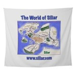 The World of Siliar Wall Tapestry