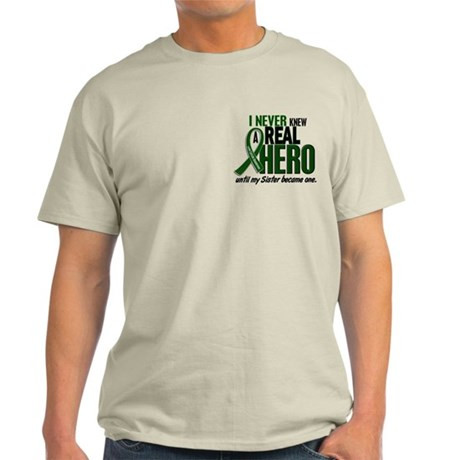 REAL HERO 2 Sister LiC Light T-Shirt