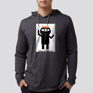 ginja ninja 1 Long Sleeve T-Shirt