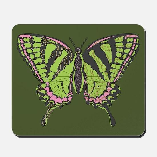 Celtic Swallowtail Mousepad