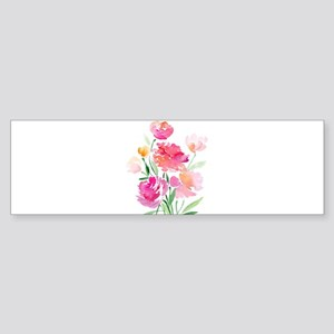 Flower bunch Bumper Sticker