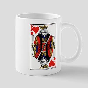 King of Hearts Mug