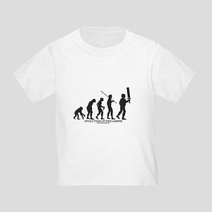 Evolution of the LARPer Toddler T-Shirt
