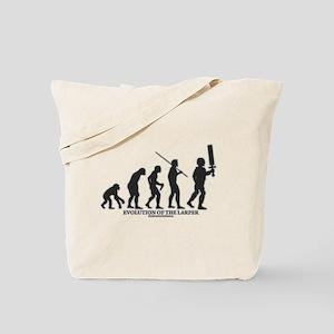 Evolution of the LARPer Tote Bag