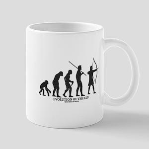 Evolution of the Elf Mug