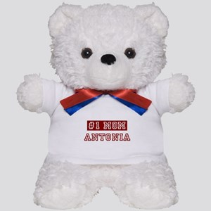 Antonia #1 Mom Teddy Bear