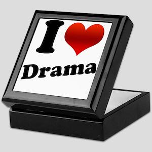 I Heart (love) Drama Keepsake Box