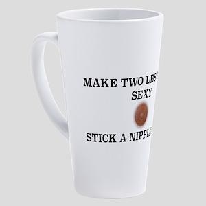 Fat Sexy - Small 17 oz Latte Mug