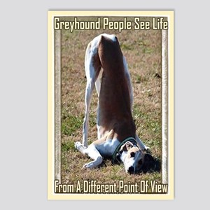 DIFFERENT POINT OF VIEW POSTCARDS (PKG OF 8)