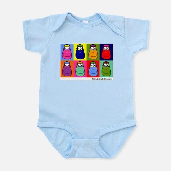 Beanie Pop Infant Creeper