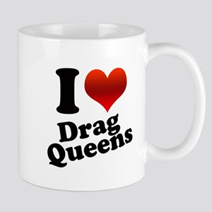 I Heart (Love) Drag Queens Mug