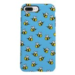 bees_8x12 iPhone 7 Plus Tough Case