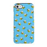 bees_8x12 iPhone 7 Tough Case