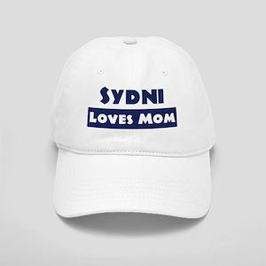 Sydni Loves Mom Cap