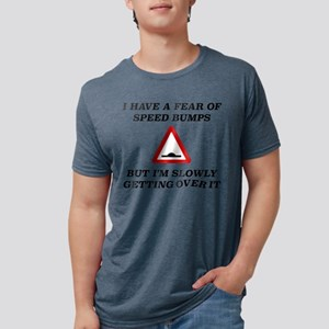 Speed Bumps - Large T-Shirt