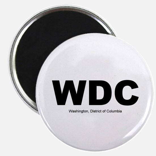 "WDC 2.25"" Magnet (10 pack)"