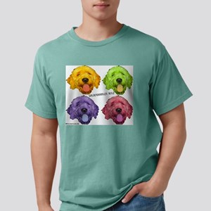 Goldendoodles Rule Ash Grey T-Shirt