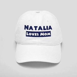 Natalia Loves Mom Cap