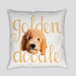 Goldendoodle Gear and Gifts Everyday Pillow