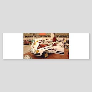 Tempo Lowrider Bumper Sticker