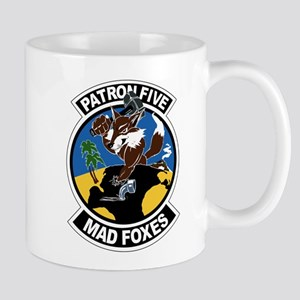vp-5_mad_foxes Mugs