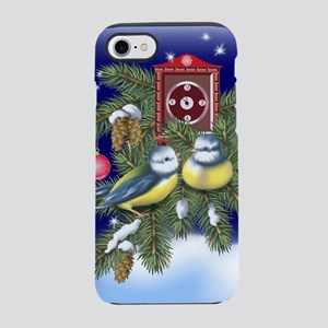 Season Greetings iPhone 7 Tough Case