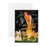 Midsummer / Scottie (w) Greeting Cards (Pk of 20)