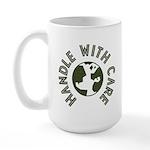 Handle With Care Large Mug