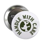 "Handle With Care 2.25"" Button (10 pack)"