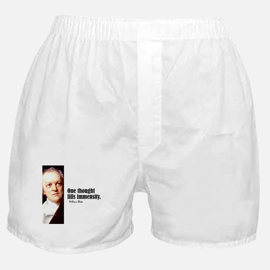 "Blake ""One Thought"" Boxer Shorts"
