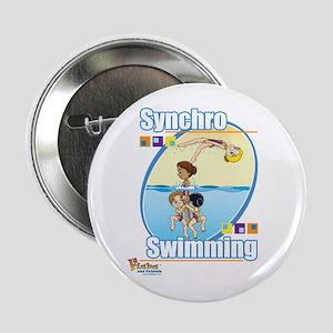 "Synchro Stars3 2.25"" Button"