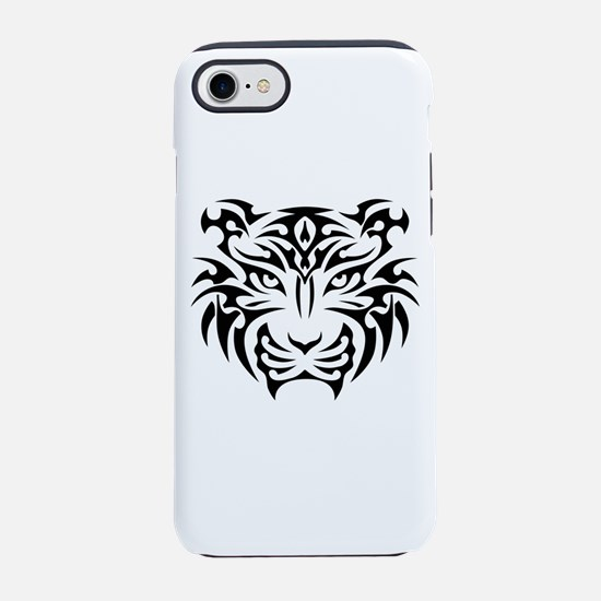 Tribal Tiger iPhone 7 Tough Case