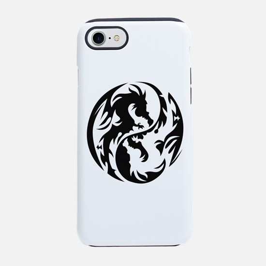 Tribal Dragons iPhone 7 Tough Case