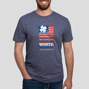Funny St Patricks Dont Wear Green Patrioti T-Shirt
