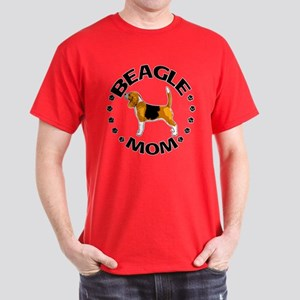 Beagle Mom Dark T-Shirt