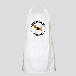 Beagle Mom BBQ Apron