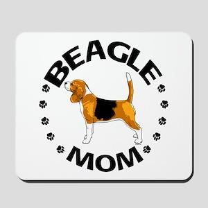 Beagle Mom Mousepad