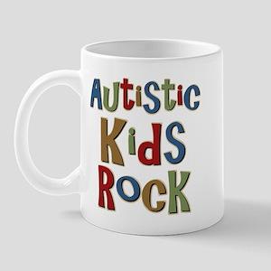 Autistic Kids Rock Mug