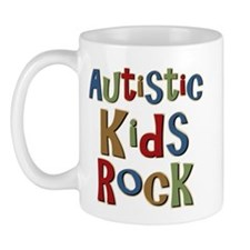 Autistic Kids Rock Mug