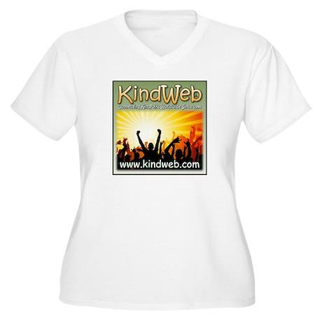 KindWeb Merch Plus Size T-Shirt