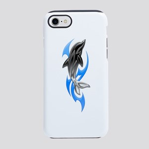 Tribal Dolphin iPhone 7 Tough Case