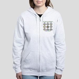 penguindifferenttrans Sweatshirt