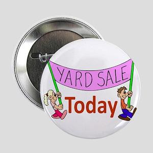 """Yard Sale 2 2.25"""" Button"""