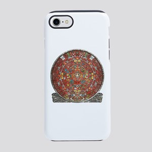 Mayan Calendar iPhone 7 Tough Case