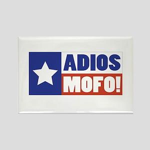 Adios Mofo (Secede) Rectangle Magnet
